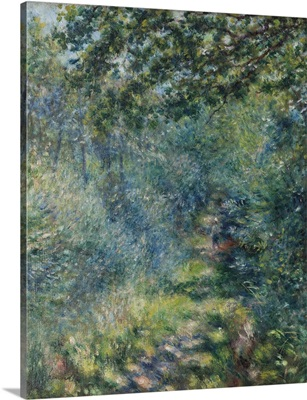 Trail In The Woods, 1874-77
