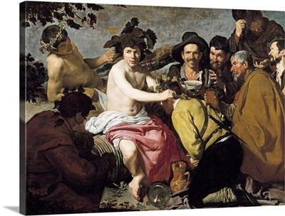 Triumph of Bacchus, 1628