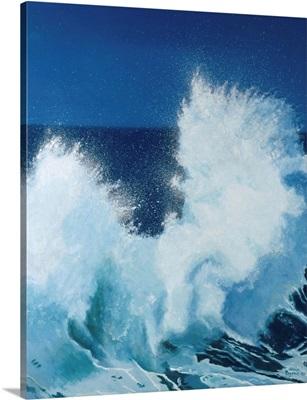 Two Little Waves Breaking, 1989