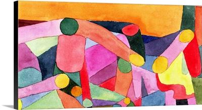 (Untitled) Colour Composition, C.1914