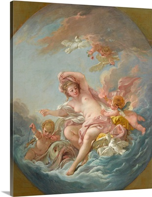 Venus Rising From The Waves, C1766