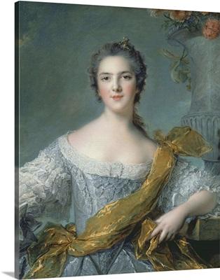 Victoire de France (1733-99) at Fontevrault, 1748