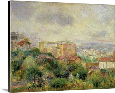 View From Montmartre, 1892