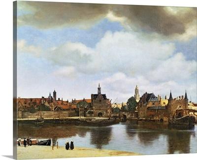 View of Delft, c.1660 61
