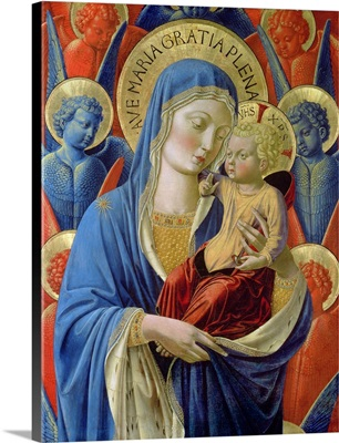 Virgin and Child with Angels, c.1460