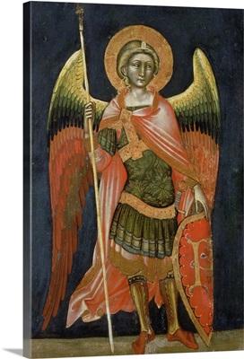 Warrior angel, 1348-54