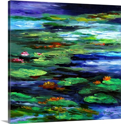 Water Lily Somnolence, 2010