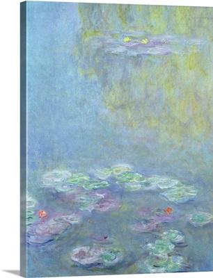 Waterlilies, 1906 (Detail Of 242510)