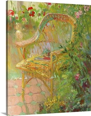 Wicker Chair, 2000