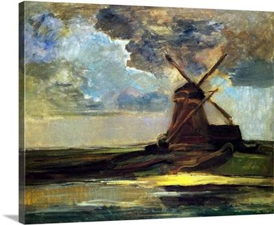 Windmill In The Gein