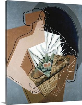 Woman with Basket; La Femme au Panier, 1927
