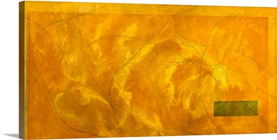 Yellow Ocean, 2004 (oil on canvas)