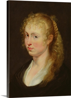 Young Woman with Curly Hair, c. 1618-20