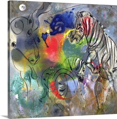 Zebra Mares, 1988