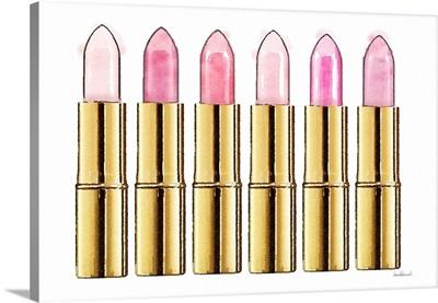 6 Pink Sticks
