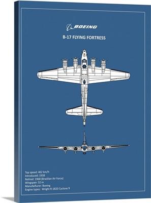 BP B17 FlyingFortress