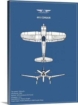 BP CV F4U-Corsair
