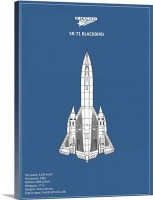 BP LOCKHEED SR-71