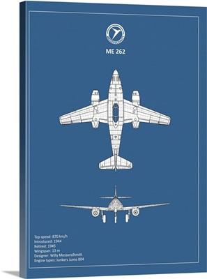 BP Messerschmitt ME262