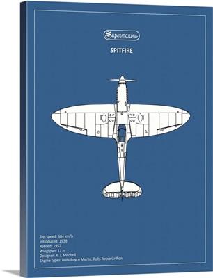 BP Supermarine Spitfire