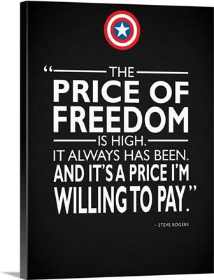 Captain America - Freedom