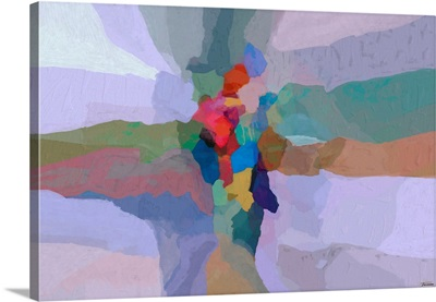 Cascading hues II