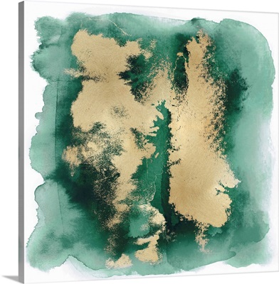 Emerald Mist with Gold II