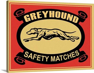 Greyhound Safety Matches