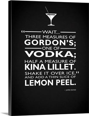 James Bond - 3 Measures