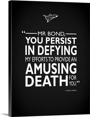 James Bond - Amusing Death