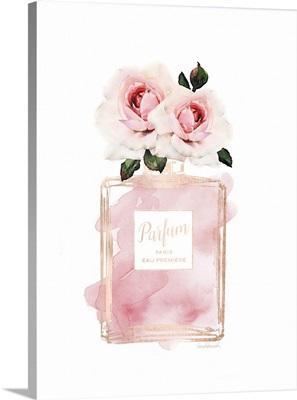 Parfume Chanmpange with Rose
