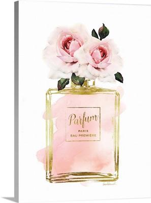 Parfume Peach with Rose
