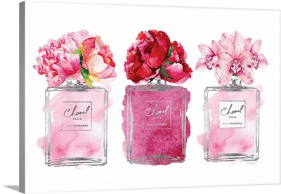 Perfume Bottle Bouquets XVIII