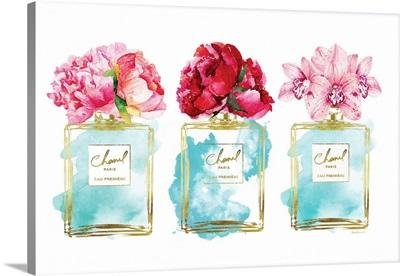 Perfume Bottle Bouquets XX