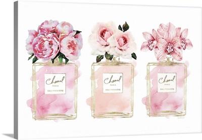 Perfume Bottle Bouquets XXI