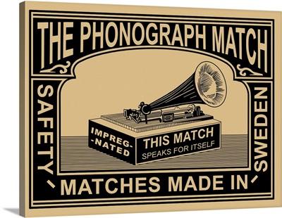 Phonograph Match