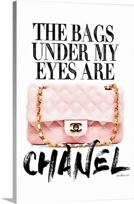Pink Bag Quote