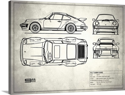 Porsche 911-Turbo 1977