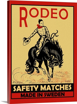Rodeo Safety Matches