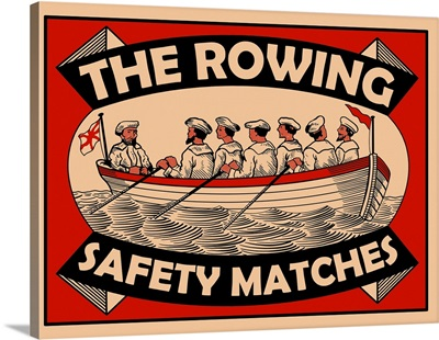 Rowing Safety Matches