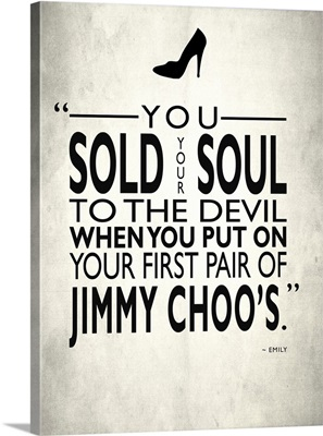 Sold Your Soul To The Devil