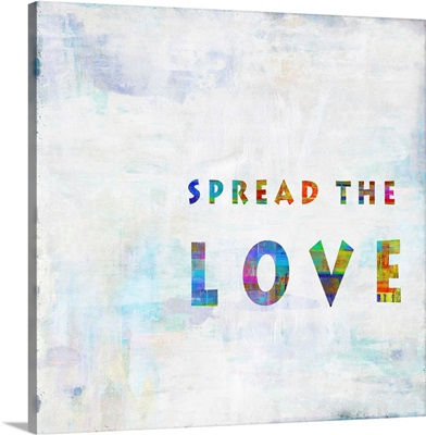 Spread The Love In Color