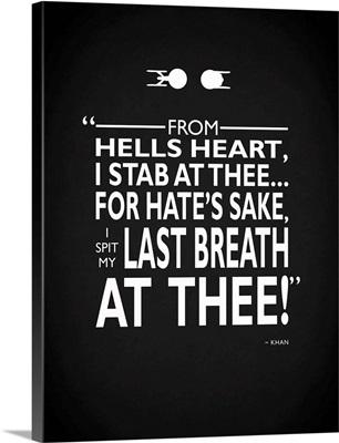 Star Trek- Spit Last Breath