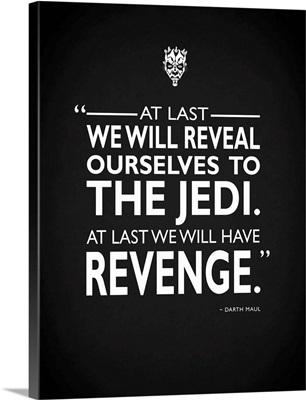 Star Wars Darth Maul Revenge
