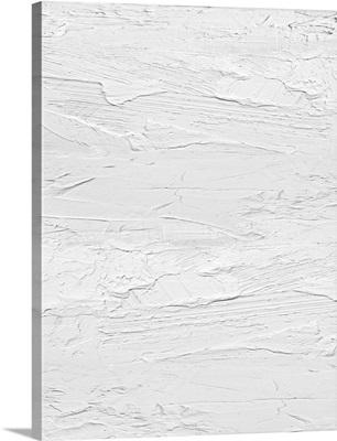 Textured on White I