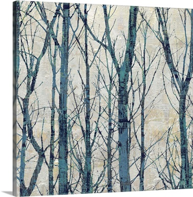 Through The Trees - Blue I