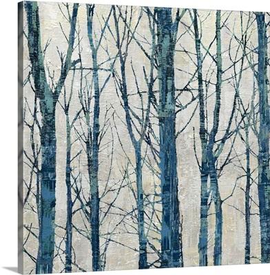 Through The Trees - Blue II