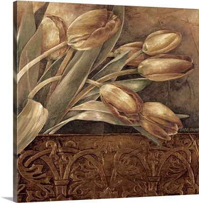 Copper Tulips II