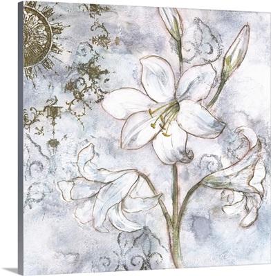 Floral Pearls II