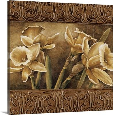 Golden Daffodils I